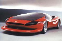 Уникальный суперкар Ferrari Lotec Testa D'oro продают за $1 700 000