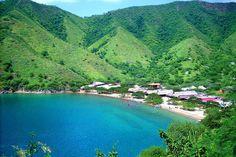playa taganga santa marta