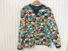 mitch sweater from La maison Victor, winter 2016, size 140. French terry