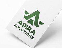 Rebranding for swedish construction company Apira Solutions
