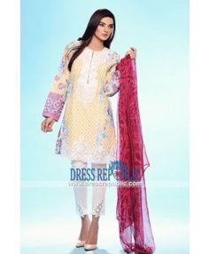 Zara Shahjahan Lawn Collection 2015 for Eid