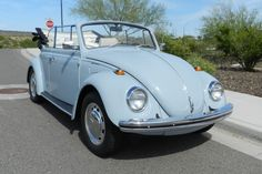 Bid for the chance to own a 1968 Volkswagen Beetle Convertible at auction with Bring a Trailer, the home of the best vintage and classic cars online. Best Classic Cars, Classic Cars Online, Cabrio Vw, Beetle Convertible For Sale, Thing 1, Steel Wheels, Oil Change, Vw Beetles, Rear Window