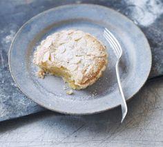 Lemon Bakewell tarts recipe - Recipes - BBC Good Food
