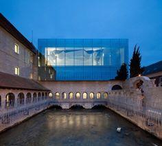 Opus 5 Architectes : Ecole de musique de Louviers