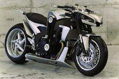 mrwott:  Yamaha Fazer 1000 Lazareth