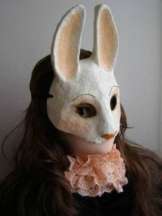 epic fantasy animal masks - Google Search