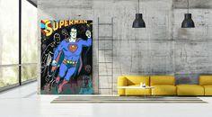 Afbeeldingsresultaat voor pop art interior 2016