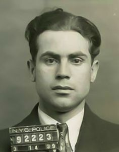 "Anthony ""The Duke"" Maffetore, a Murder, Inc. member, received a suspended… Real Gangster, Mafia Gangster, Brownsville Brooklyn, Baby Face Nelson, Mafia Game, Underground World, Bank Robber, Al Capone, True Crime"