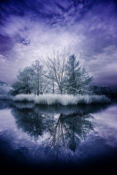 Ice/Shadow (Lake Alice)