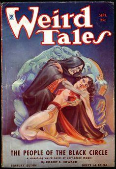 Weird Tales of Margaret Brundage