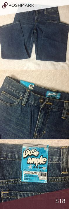 Old navy boys jeans Brand new with tags . Old Navy Bottoms Jeans