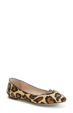 Sam Edelman 'Alaine' Scalloped Topline Flat (Women)