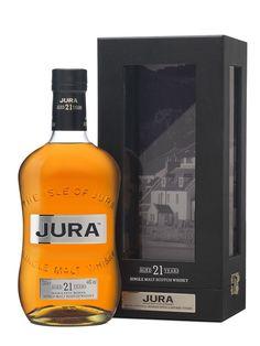 Whisky Jura 21 ans 70cl 44°                                                                                                                                                      Plus
