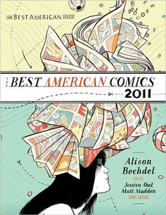 Best American Comics 2011, Alison Bechdel, collection,