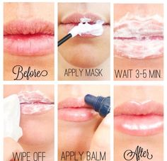 Get fuller lips WITHOUT injections!