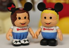 Disney Vinylmation '55 collection Mouseketeers!