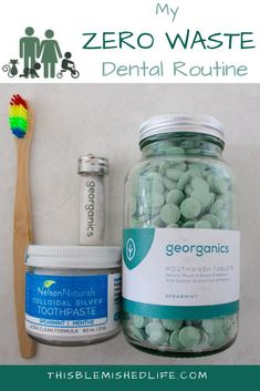 A Zero Waste Dental Routine is a great start on your journey to a sustainable home. Learn the zero waste swaps for toothbrushes, toothpaste, floss , and dental floss. A plastic free dental routine is possible. Free Dental Care, Save The World, Dental Floss, Plastic Waste, Mouthwash, Eco Friendly House, Routine, Zero Waste, Sustainable Living