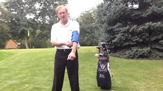 Straight Arm Instructional Series #2, PGA Professional and inventor of the Straight Arm, Gary Brooks demonstrates and explains where to position the Straight Arm and how to tighten the Straight Arm.