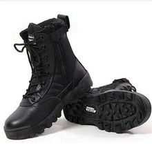 US $29.99 2017 Men Army Boots Mens Military Desert Boot SWAT Combat Boots Spring Autumn Breathable Ankle Boots Men Botas Top Quality. Aliexpress product