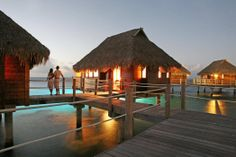 Sigh... overwater bungalows