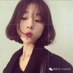 女漢子繞道!30款萌女生髮型襲來-微信上的中國