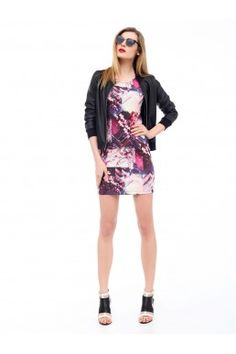 Дамска рокля FLORA • Виж на: http://shopping-terapia.com/st-butik-113/koleltziya-rokli-123/damska-roklya-flora-4430.html.html