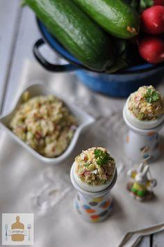 Jajka faszerowane nowalijkami Guacamole, Mexican, Ethnic Recipes, Food, Meal, Eten, Meals