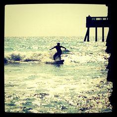 surf's up; instagram app