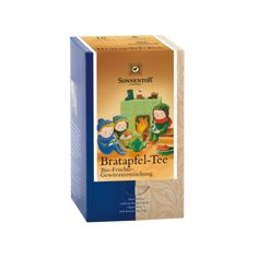Bratapfel-Tee bio, Doppelkammerbeutel