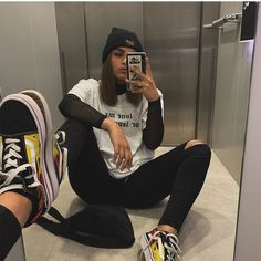 Choose a fit , which one if your favorite?🔥 _________________________________ Best Picture For Tomboy Outfit casual Source by Ruththomsonn outfits Teenage Outfits, Teen Fashion Outfits, Tomboy Fashion, Streetwear Fashion, Cute Casual Outfits, Edgy Outfits, Mode Outfits, Retro Outfits, Cute Outfits With Flannels