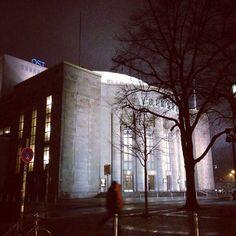 Volksbühne Berlin Today