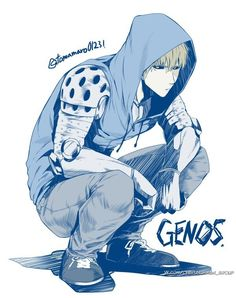 ONE PUNCH MAN #opm #genos