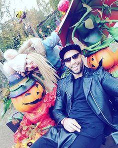 "1,880 mentions J'aime, 22 commentaires - Xavier Delarue (Officiel) (@xavierdelarue) sur Instagram: ""Happy #Halloween2017 🎃 @disneylandparis 🏰"""