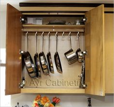 Kitchen , Kitchen Cabinet Organizers – Why It's Worth It : Kitchen Cabinet Organizer Idea 4
