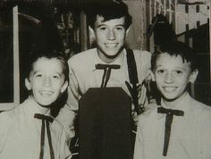 Bee Gees:  Barry Gibb, Maurice Gibb and Robin Gibb