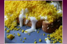 Golden Egg. Recipes with photos.
