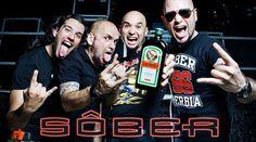 Concierto de Sôber + Tregua + Contrabanda en A Coruña. Sôber es una banda española de rock/metal alternativo. Fue fundada en 1994 por Carlos Escobedo...