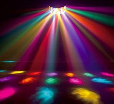Picture for background - 'pin the disco ball to the dance floor' game