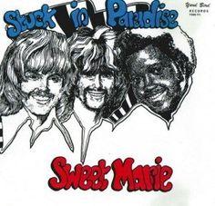 Sweet Marie - Stuck In Paradise (LP)