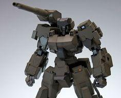 Gou-Rai (Frame Arms) Modelkit 15cm Kotobukiya