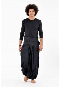 Sarouel épais Mali - K1218 - 100% pur coton épais du Népal. Idéal pour la mi-saison et l'hiver.