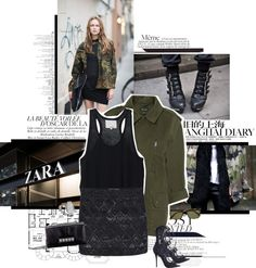 """""""Let it be chic!"""" by sa3ina ❤ liked on Polyvore"""
