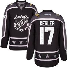 Men S Anaheim Ducks 17 Ryan Kesler Black 2017 All Star Pacific Division Sched Nhl