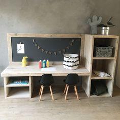 image00017 Home Office Design, Home Office Decor, Interior Design Living Room, Home Decor, Study Room Design, Boys Room Design, Boy And Girl Shared Bedroom, Kids Bedroom, Scandinavian Kids Rooms
