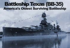 The Battleship Texas - LaPorte, Texas went there in 7th grade, then drove past it going to Lamar U every weekend.