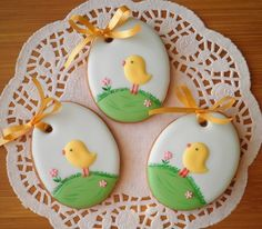 Perfect Easter cookies!