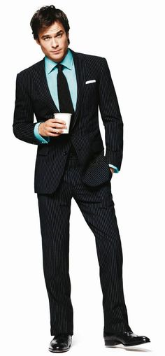 Ian Somerhalder- Men in suits do things to me!