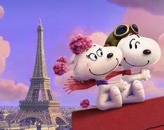 New UK Quad & Still For SNOOPY AND CHARLIE BROWN: THE PEANUTS ...