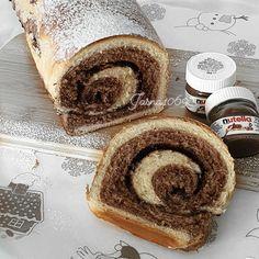 Easy Cake Recipes, Baking Recipes, Dessert Recipes, Desserts, Kiflice Recipe, Torte Cake, Croatian Recipes, No Bake Cake, Food Hacks