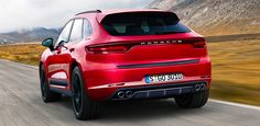 First Look: 2014 Porsche Macan SUV – X3 and Evoque Challenger - Road & Track
